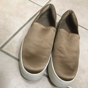 Vince platform shoes